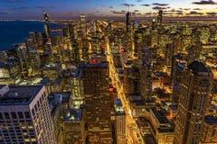 chicago стоковое фото