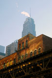 chicago śródmieście Zdjęcie Stock