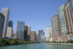 chicago городской Стоковые Изображения RF