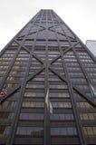 chicago городской hancock john стоковые фотографии rf