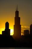 chicago Сеарс Тошер Стоковое Фото