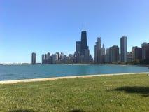 chicago Royaltyfri Bild