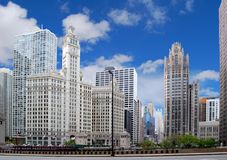 Chicago Stockfotos