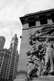Chicago. Photographie stock libre de droits