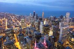 chicago fotografia stock