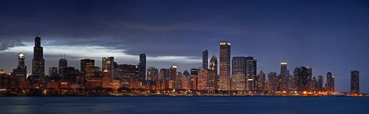 chicago Стоковые Изображения