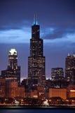 chicago Стоковая Фотография RF