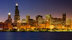 Chicago Photographie stock libre de droits