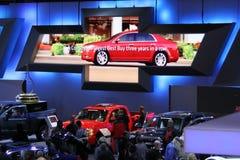 Chicago 2011 auto przedstawienie Obrazy Royalty Free