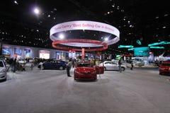 Chicago 2011 auto przedstawienie Luty Obraz Royalty Free