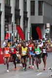 пакет марафона руководителей chicago Стоковые Изображения RF