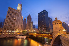 Chicago. Photographie stock