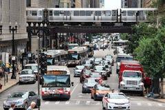 Chicago Stock Fotografie