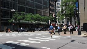 Chicago stock footage