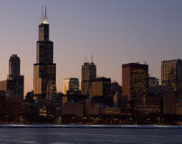 chicago Royaltyfria Bilder