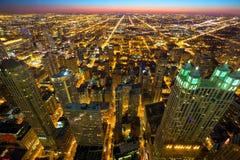 chicago Royaltyfria Foton