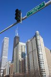 This is Chicago Royalty Free Stock Images