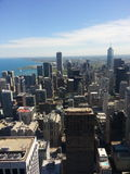 chicago Royaltyfri Bild