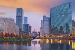 chicago Images libres de droits