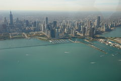 chicago Fotografering för Bildbyråer
