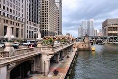 chicago Fotografia de Stock