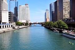 chicago Stockfotos