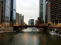 chicago Fotografía de archivo libre de regalías