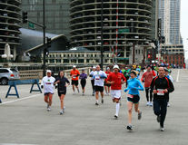 Chicago 8K Shamrock Shuffle Royalty Free Stock Photo