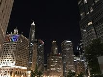 chicago Foto de Stock Royalty Free