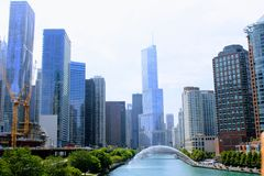chicago Image stock