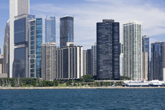 Chicago Royalty Free Stock Photo