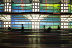 Chicago airport Royalty Free Stock Photography