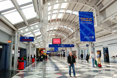 Chicago Airport Stock Images