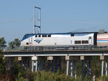 Chicago al ` s Texas Star de Amtrak del LA Imagen de archivo libre de regalías