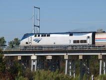 Chicago al ` s Texas Star dell'Amtrak della LA Immagine Stock Libera da Diritti
