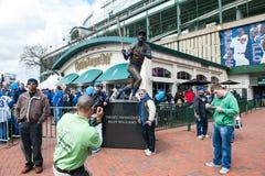Het huisopener van Chicago Cubs 2013 Stock Foto's