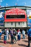 Het huisopener van Chicago Cubs 2013 Royalty-vrije Stock Afbeeldingen