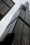Chicago Architecture Royalty Free Stock Photography