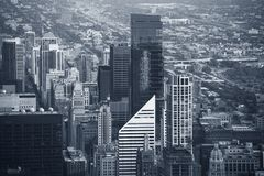 Chicago Architecture Royalty Free Stock Image
