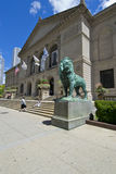 Chicago Art Institute 2013 Images stock