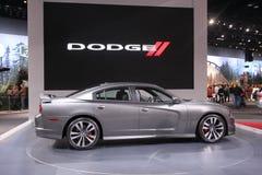Chicago auto show. 110-th Chicago auto show http://www.chicagoautoshow.com/default.aspx Royalty Free Stock Photo