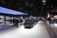 Chicago auto show 2011 Stock Photo
