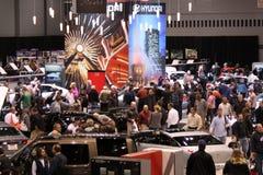 Chicago auto show 2011. 110-th auto show anniversary Stock Image
