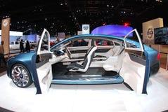 Chicago Auto Show 2012 Stock Photo