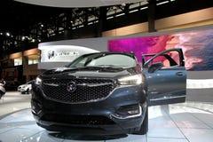 Chicago-Automobilausstellung 2018 Stockfotos