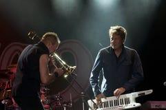 Chicago-Band-Felsen-Erscheinen Lizenzfreie Stockfotografie