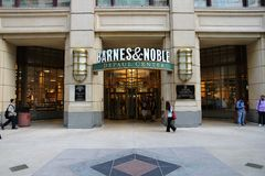 Chicago Barnes Noble Stock Photography