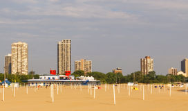 Free Chicago Beach Royalty Free Stock Image - 32242096