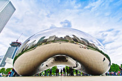 Chicago Bean Lizenzfreie Stockfotografie