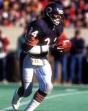 Chicago Bears de Walter Payton fotografia de stock royalty free